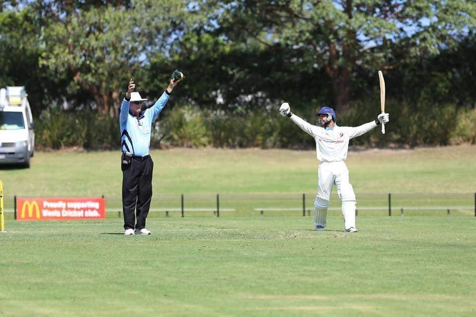 Umpire Grade Cricket