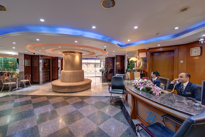 Nihal Hospitality Group - Front Desk