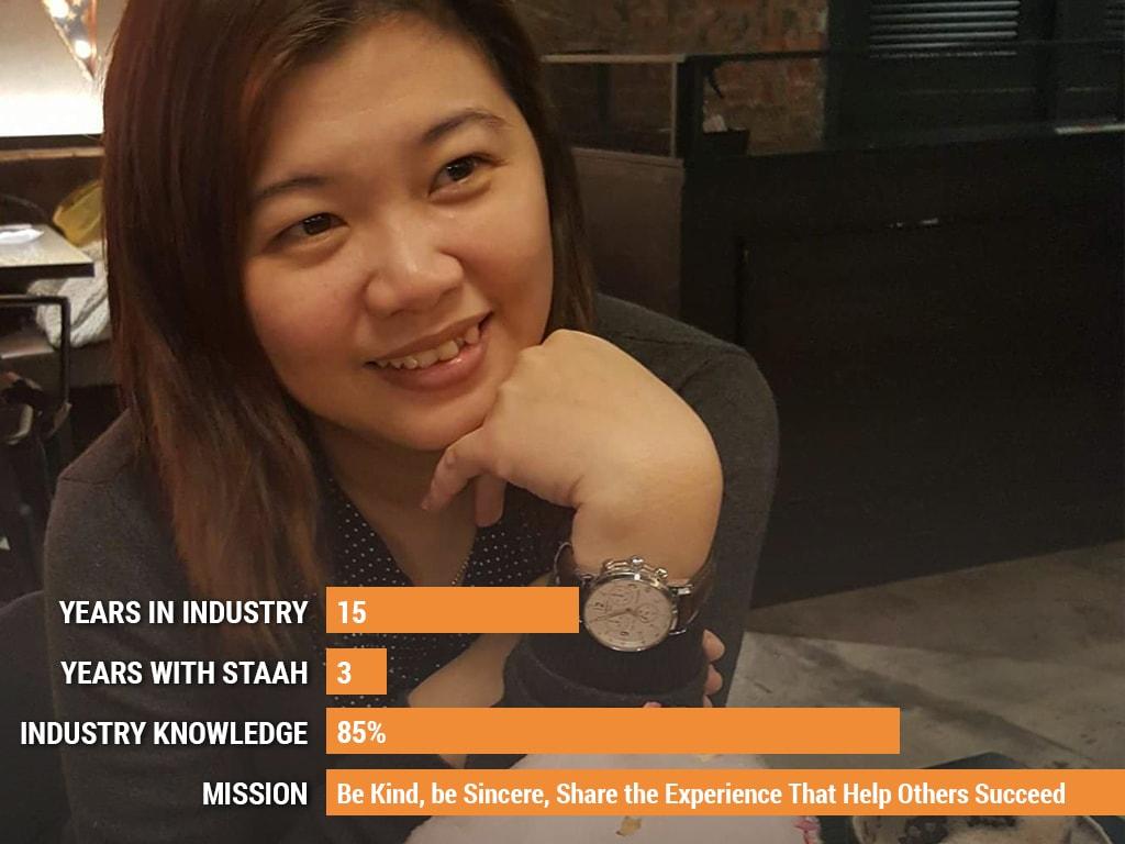 Iris Quah, Senior Online Strategy Manager