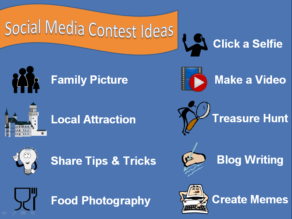 Social Media Contest Ideas