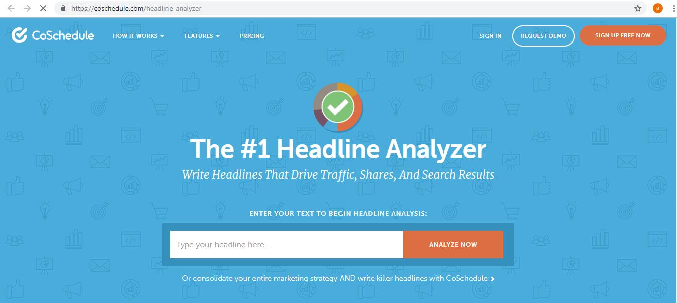 Headline Analyzer - STAAH Blog
