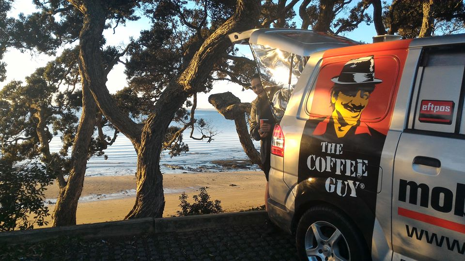 The Coffee Guy - STAAH Blog