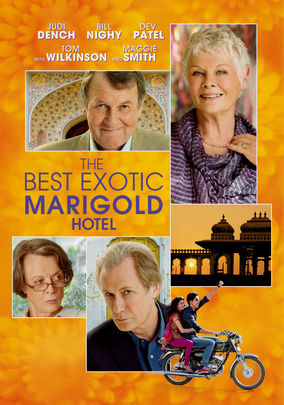 The Best Exotic Marigold Hotel - 2012