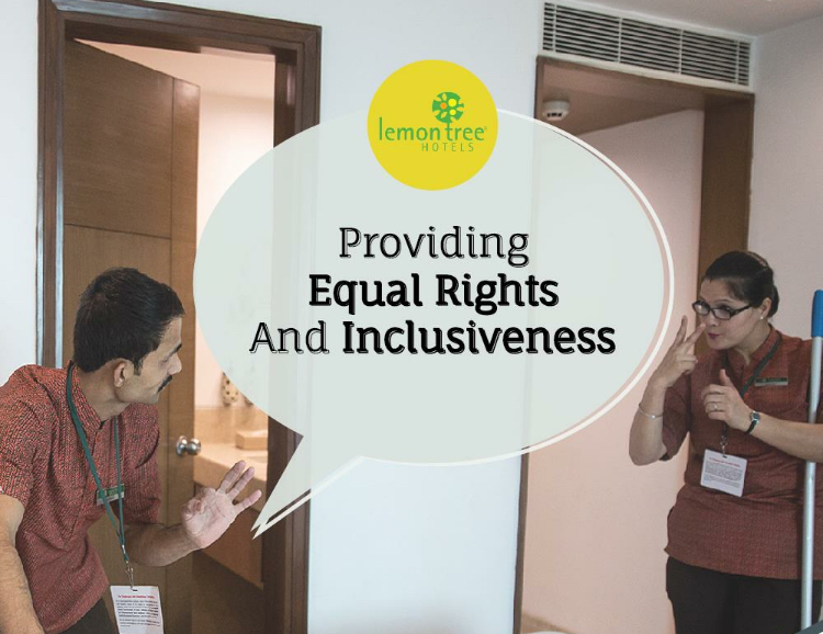 Providing Equal Rights And Inclusiveness - STAAH