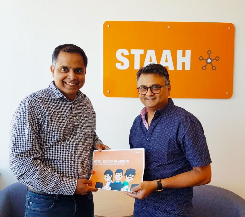 SEO E-Book - STAAH