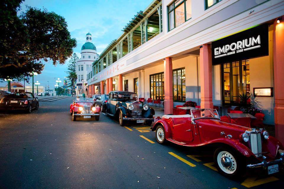 Art Deco Masonic Hotel Napier, NZ