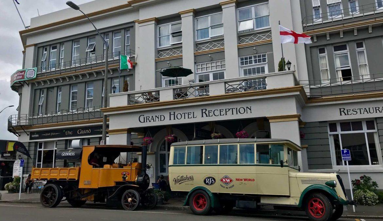 Grand Hotel Wanganui - STAAH Blog