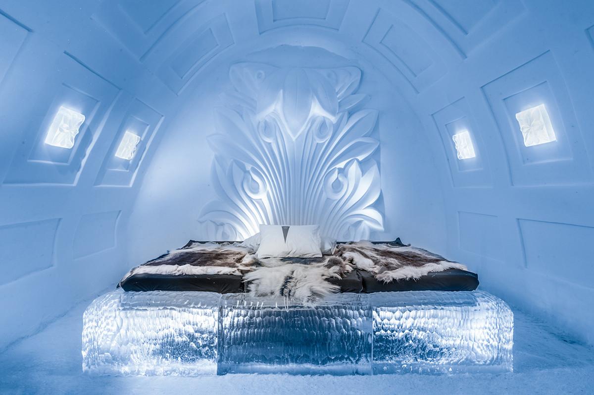 Ice Hotel, Sweden - STAAH Blog