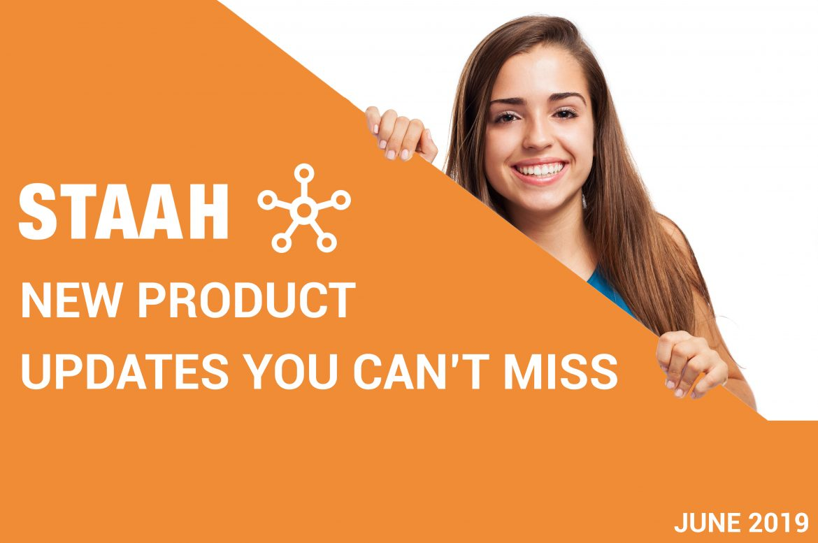 STAAH Product update