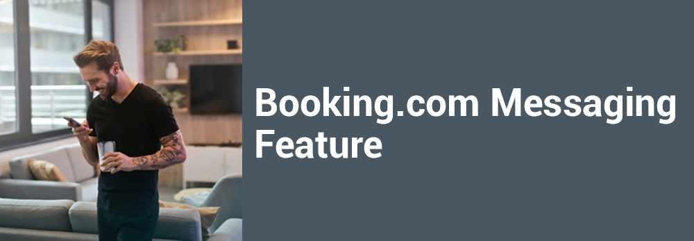 Booking.com Messaging Feature