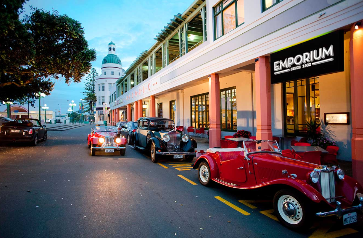Art Deco Masonic Hotel, New Zealand on the reason they love STAAH