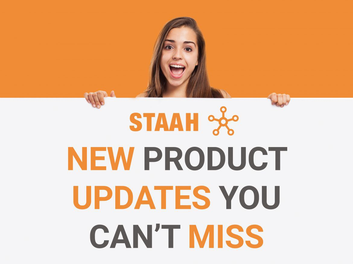 STAAH NEW PRODUCT
