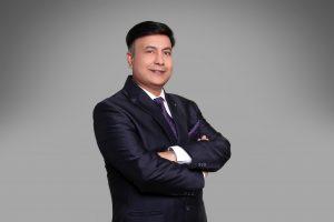 Sarbendra Sarkar, Managing Director and Founder of Cygnett Group of Hotels & Resorts
