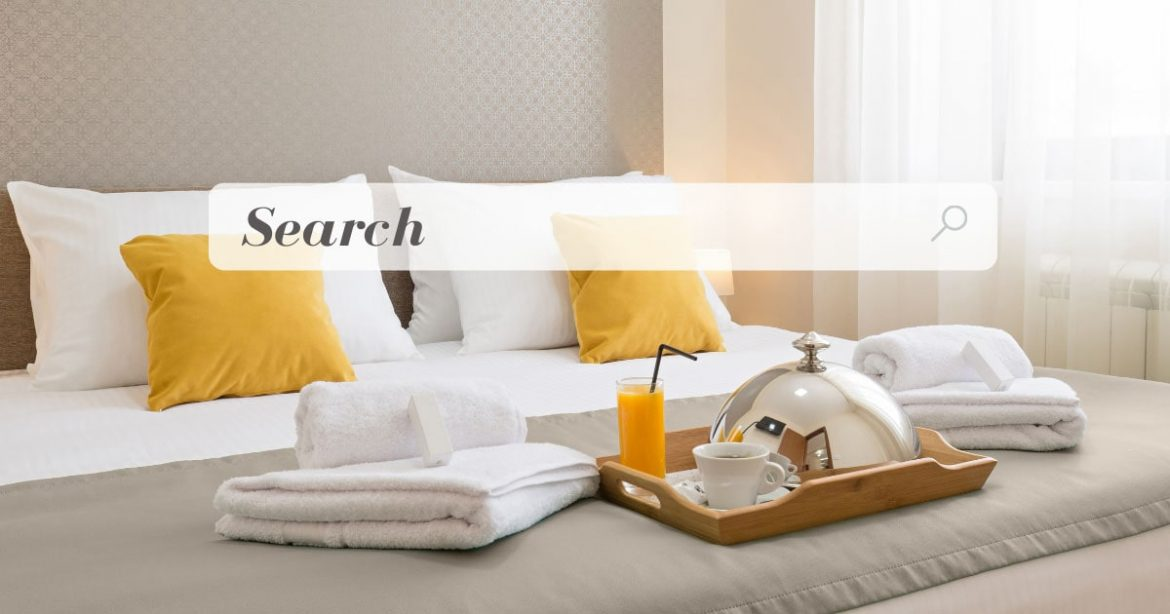 Promote hotel Get Found via Search