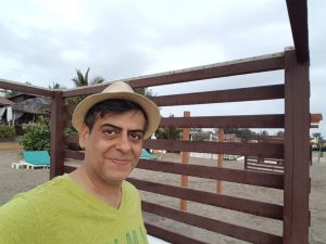 MEET THE TEAM: RAJESH GHANSHANI DIRECTOR - BUSINESS DEVELOPMENT FOR INDIA AND SUB-CONTINENT
