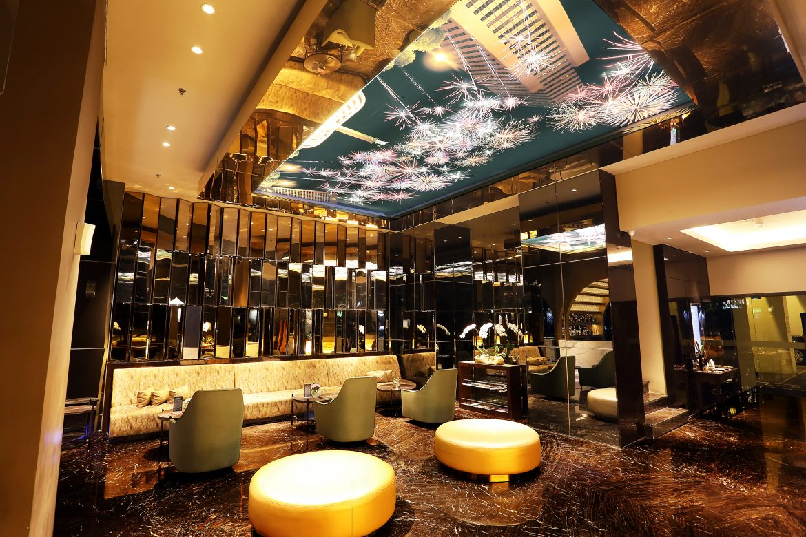 Aone Hotel Jakarta scaling new highs with STAAH Lobby