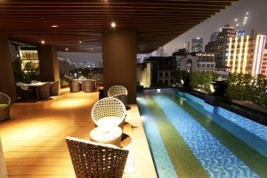Aone Hotel Jakarta scaling new highs with STAAH Swimming Pool