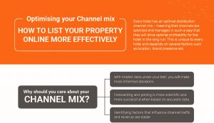 Hotel distrobution busiding a strategy and optimal channel mix