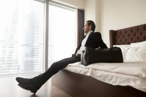 why guests are travelling