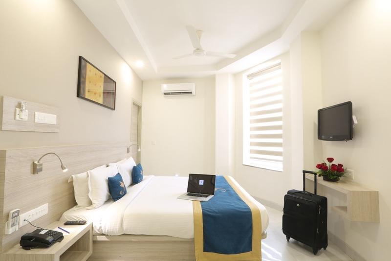STAAH Client Sparrow Inn Alwar India