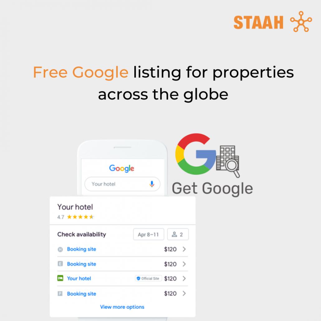 Free Google Listings